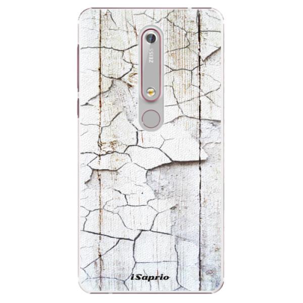 Plastové puzdro iSaprio - Old Paint 10 - Nokia 6.1