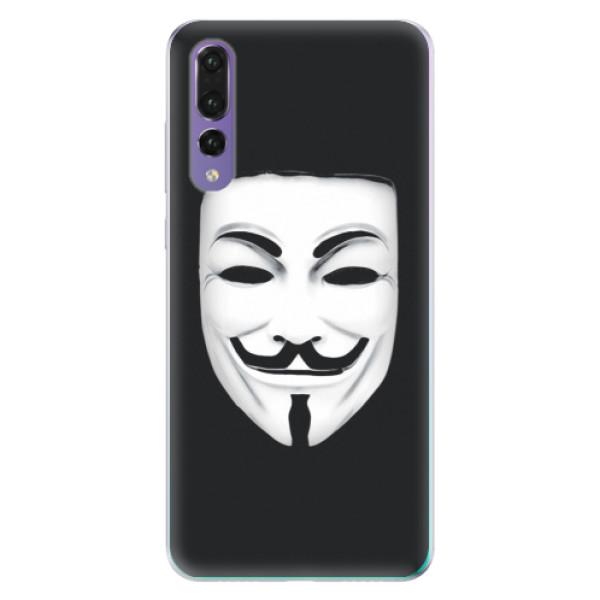 Odolné silikónové puzdro iSaprio - Vendeta - Huawei P20 Pro