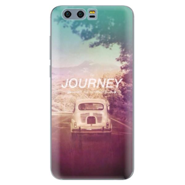 Odolné silikónové puzdro iSaprio - Journey - Huawei Honor 9
