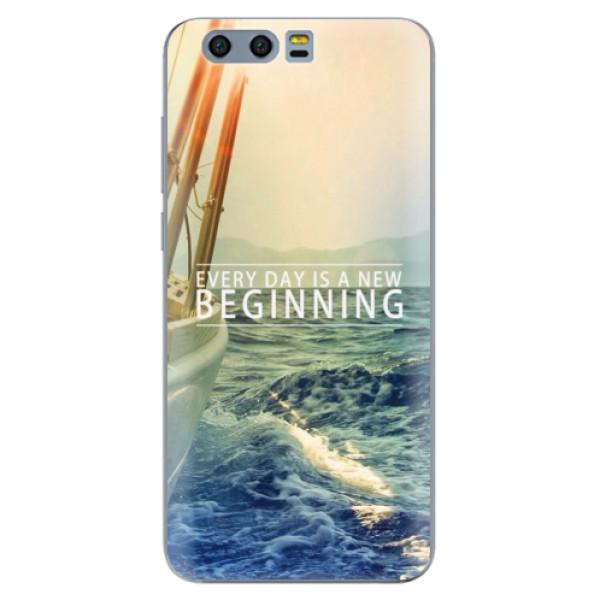 Odolné silikónové puzdro iSaprio - Beginning - Huawei Honor 9