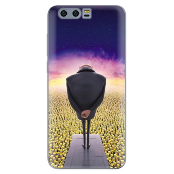 Odolné silikónové puzdro iSaprio - Gru - Huawei Honor 9