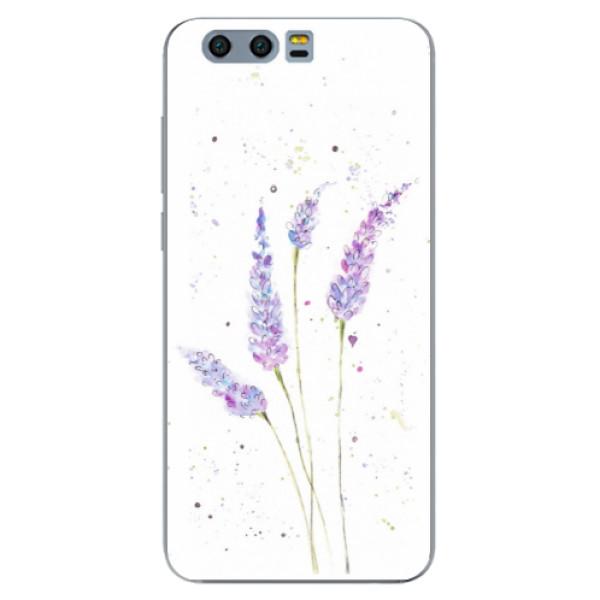 Odolné silikónové puzdro iSaprio - Lavender - Huawei Honor 9