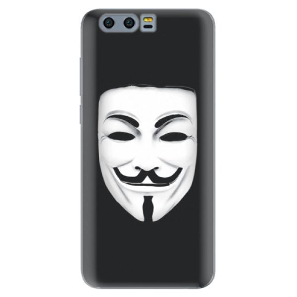 Odolné silikónové puzdro iSaprio - Vendeta - Huawei Honor 9