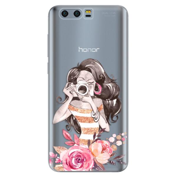 Odolné silikónové puzdro iSaprio - Charming - Huawei Honor 9