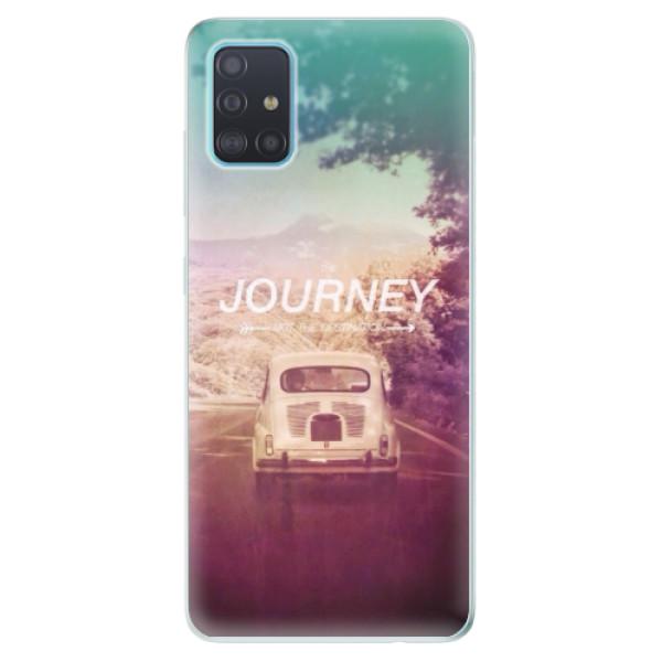 Odolné silikónové puzdro iSaprio - Journey - Samsung Galaxy A51