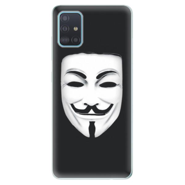 Odolné silikónové puzdro iSaprio - Vendeta - Samsung Galaxy A51