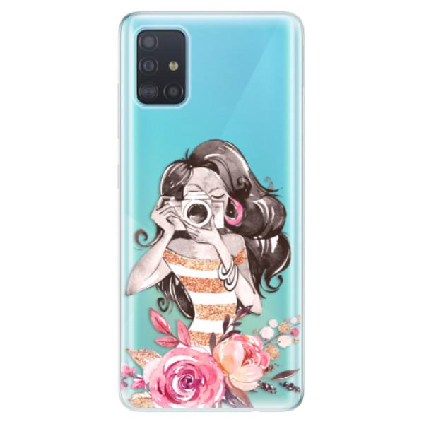 Odolné silikónové puzdro iSaprio - Charming - Samsung Galaxy A51