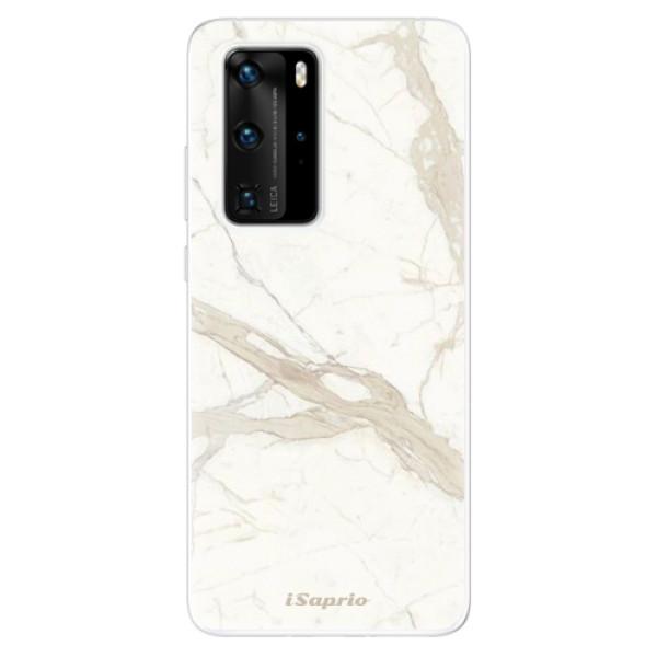 Odolné silikónové puzdro iSaprio - Marble 12 - Huawei P40 Pro