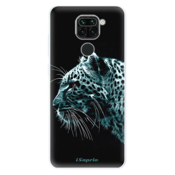 Odolné silikónové puzdro iSaprio - Leopard 10 - Xiaomi Redmi Note 9