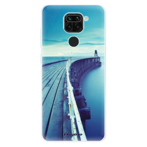 Odolné silikónové puzdro iSaprio - Pier 01 - Xiaomi Redmi Note 9