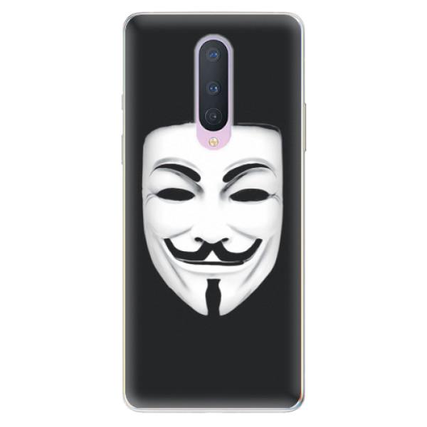 Odolné silikónové puzdro iSaprio - Vendeta - OnePlus 8