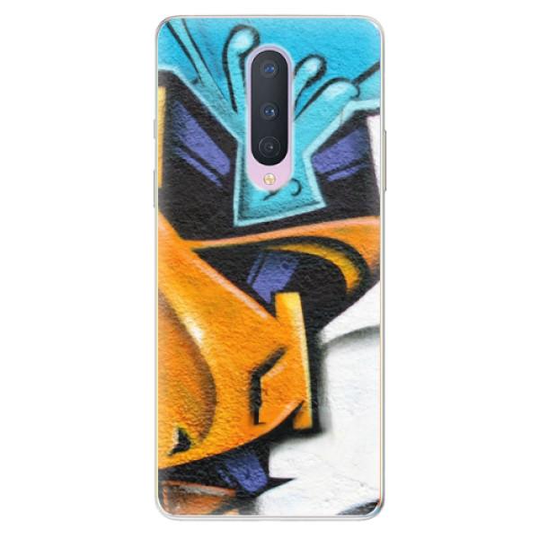 Odolné silikónové puzdro iSaprio - Graffiti - OnePlus 8