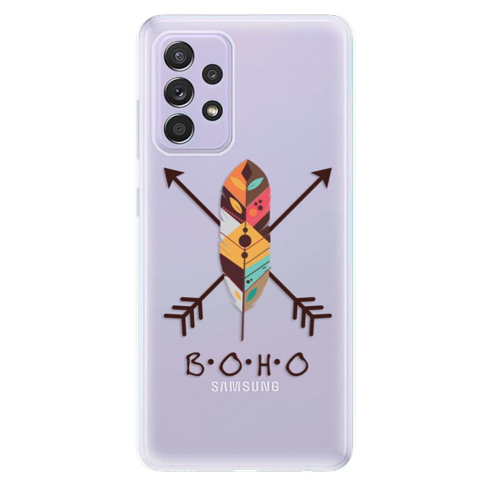 Odolné silikónové puzdro iSaprio - BOHO - Samsung Galaxy A52/A52 5G