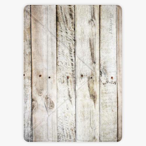 Kryt iSaprio Smart Cover na iPad - Wood Planks - iPad 2 / 3 / 4