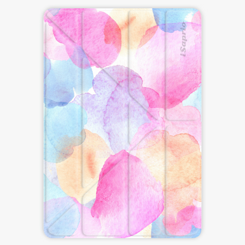 Kryt iSaprio Smart Cover na iPad - Watercolor 01 - iPad 9.7″ (2017-2018)