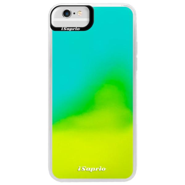 iPhone 6 Plus/6S Plus (neónové puzdro Blue)