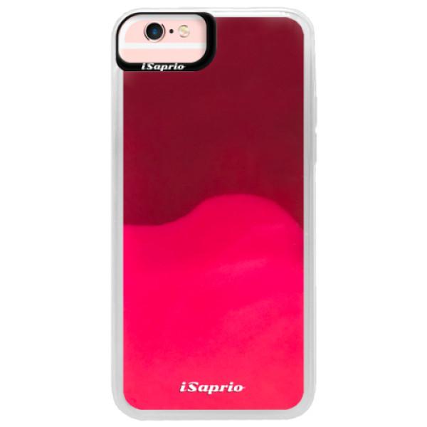 iPhone 6/6S (neónové puzdro Pink)