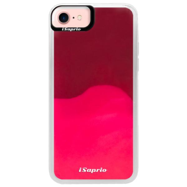 iPhone 7 (neónové puzdro Pink)