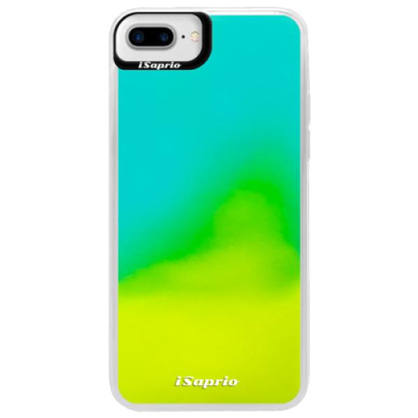 iPhone 7 Plus (neónové puzdro Blue)
