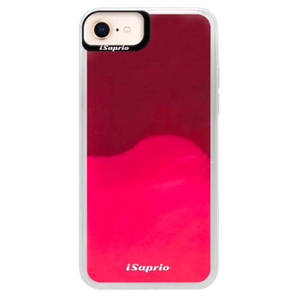 iPhone 8 (neónové puzdro Pink)