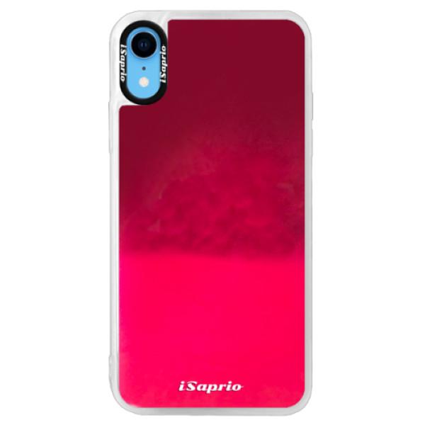 iPhone XR (neónové puzdro Pink)