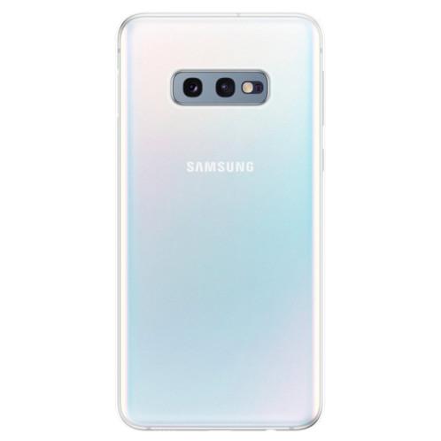 Samsung Galaxy S10e (silikónové puzdro)