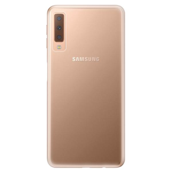 Samsung Galaxy A7 (2018) (silikónové puzdro)