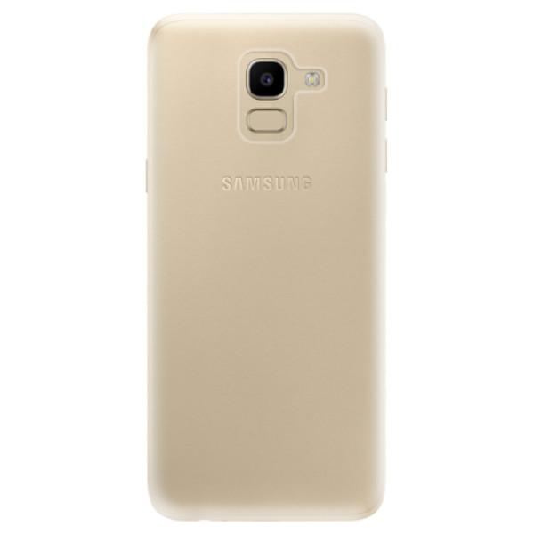 Samsung Galaxy J6 (silikónové puzdro)