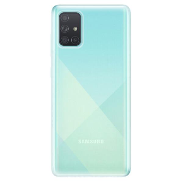 Samsung Galaxy A71 (silikónové puzdro)