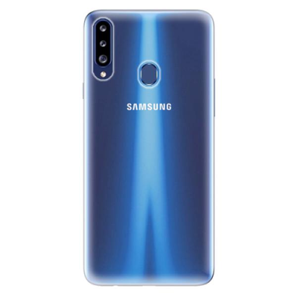 Samsung Galaxy A20s (silikónové puzdro)